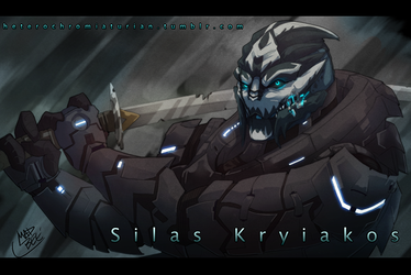Request:Turian OC, Silas