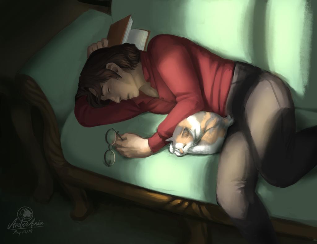 Unexpected Nap