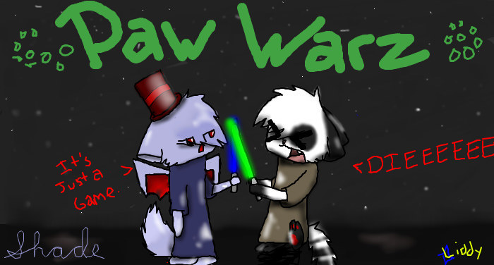 Most recent image: Paw Wars Birthday Collab
