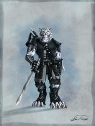 The Proud Mercenary