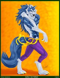 Famous Wolves - Jon Talbian