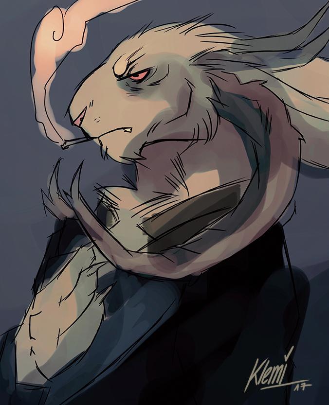 Grumpy - Sketch