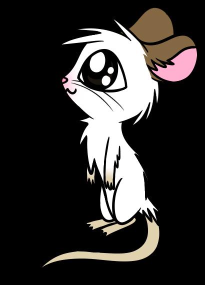 Tony the friendly rat
