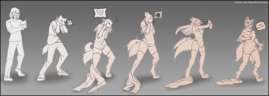 Confused Kitsune Noises