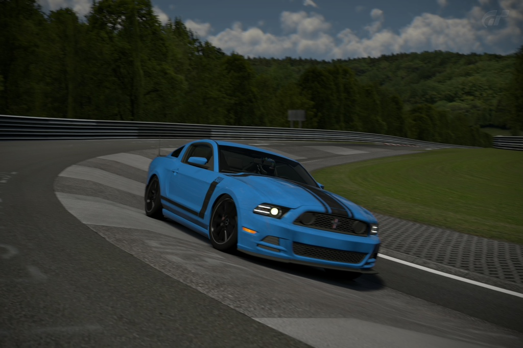 2013 Ford Mustang Boss 302 (Mustang 50 years)