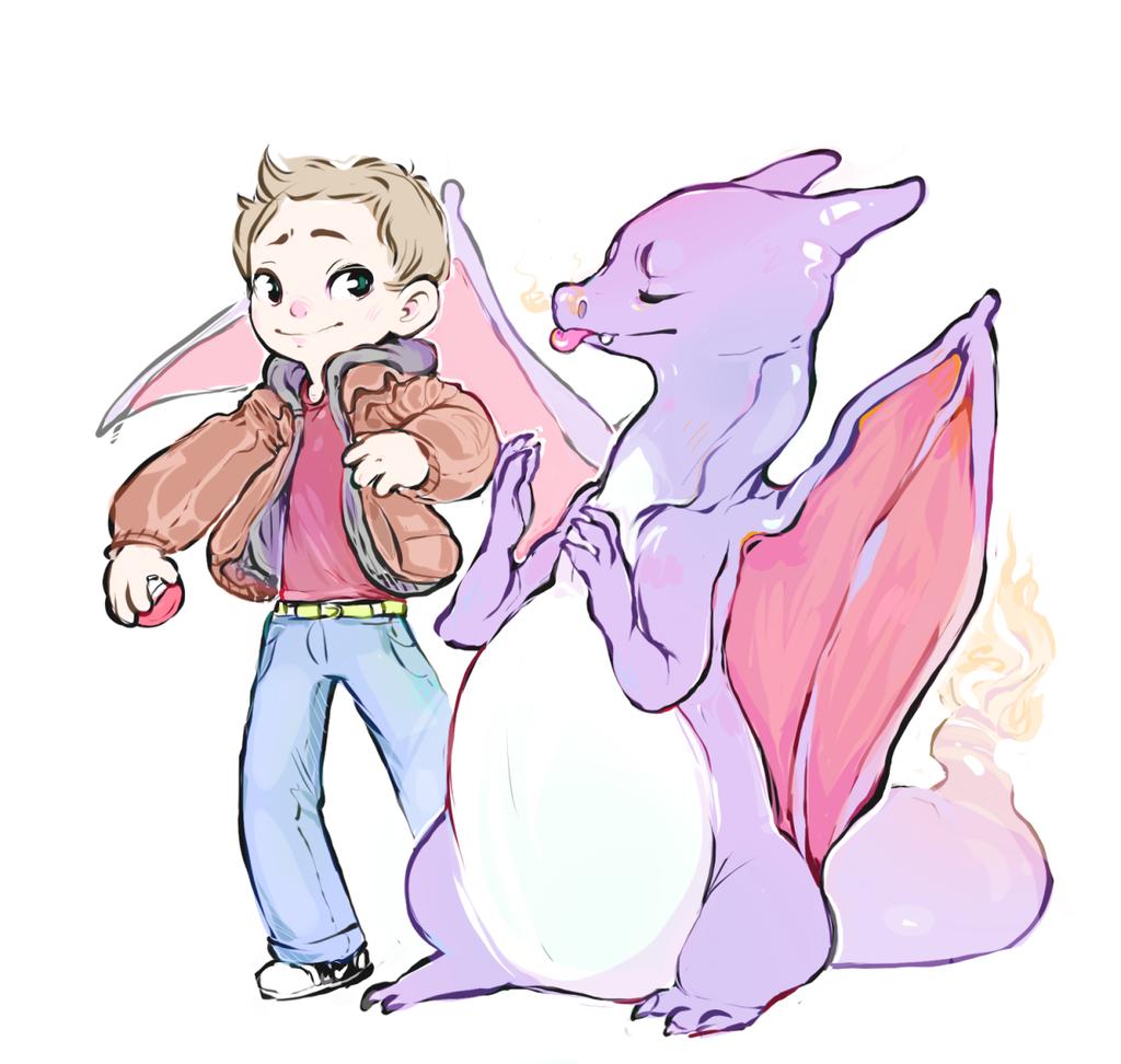 comish - pokemon + tainer