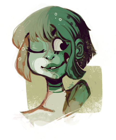 Most recent image: Green