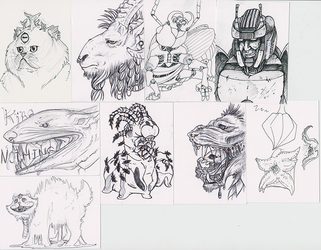 Sketch batch 2