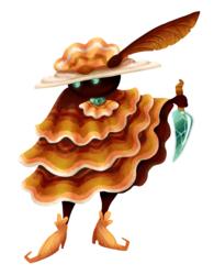 Turkeytail assassin