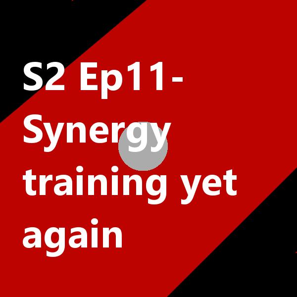 S2 Ep11 Synergy Training Yet Again