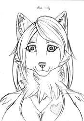 New Character : Mika Husky