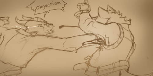 Stab the Yote! :D