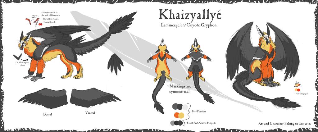 Khaizyallé Reference - Feral
