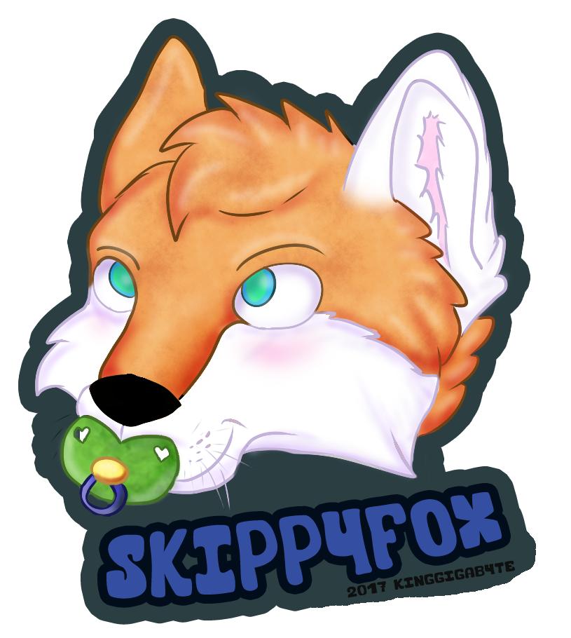 Conbadge Exchange: SkippyFox