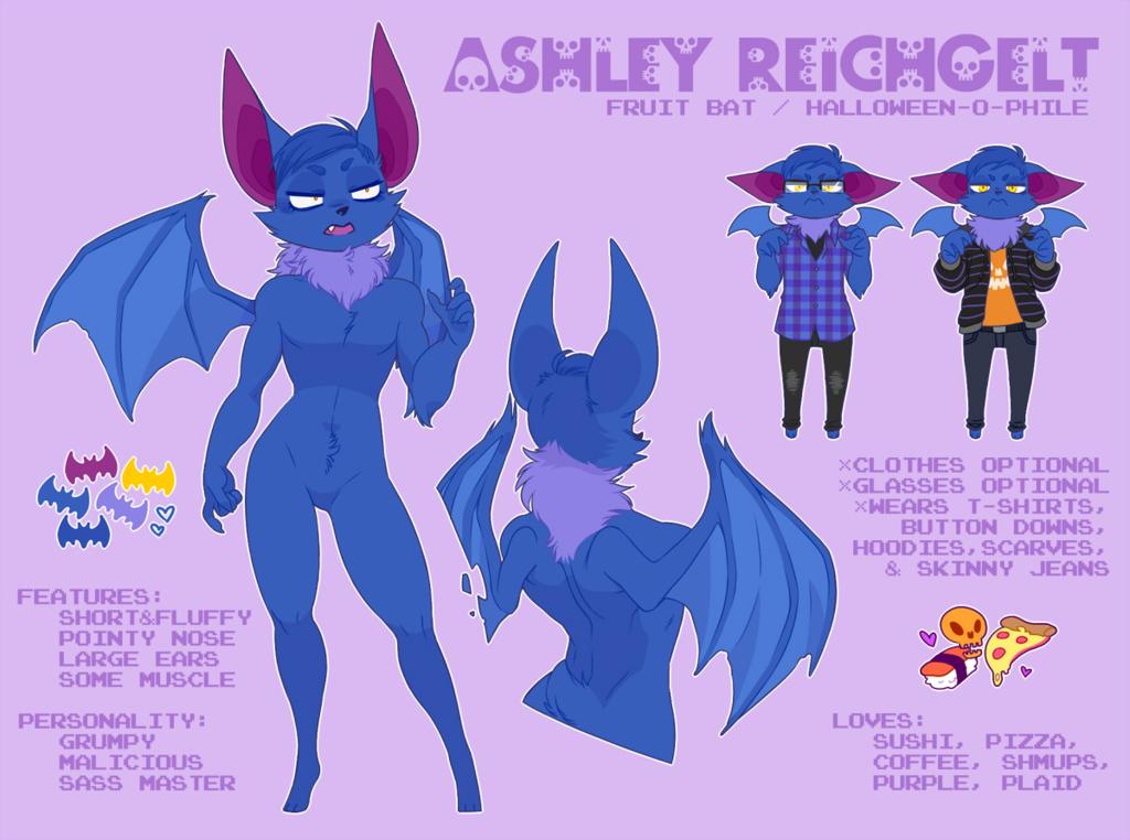 Ashley Reichgelt ref 2013