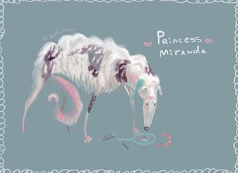 Princess Miranda  [Adopt] [CLOSE]