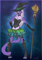 Halloween PinUp #7