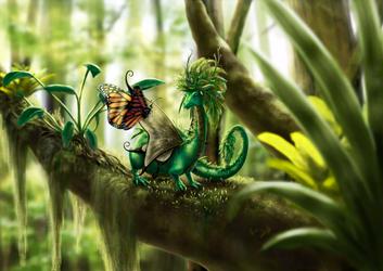Little Forest Guardian