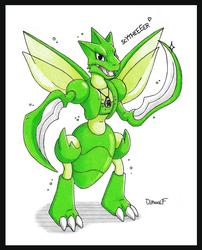 Knaxia the Scyther