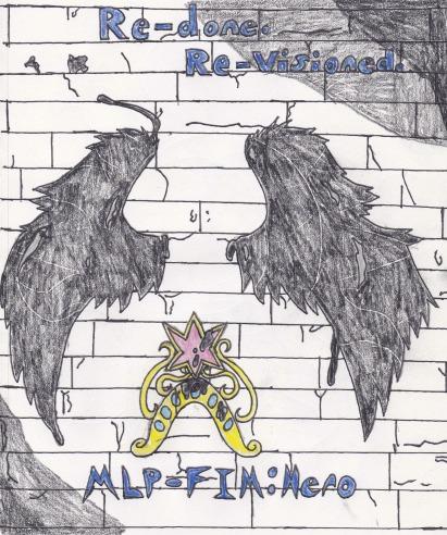 MLP-FIM:Hero remake poster