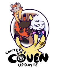 Critter Coven Page 44!!