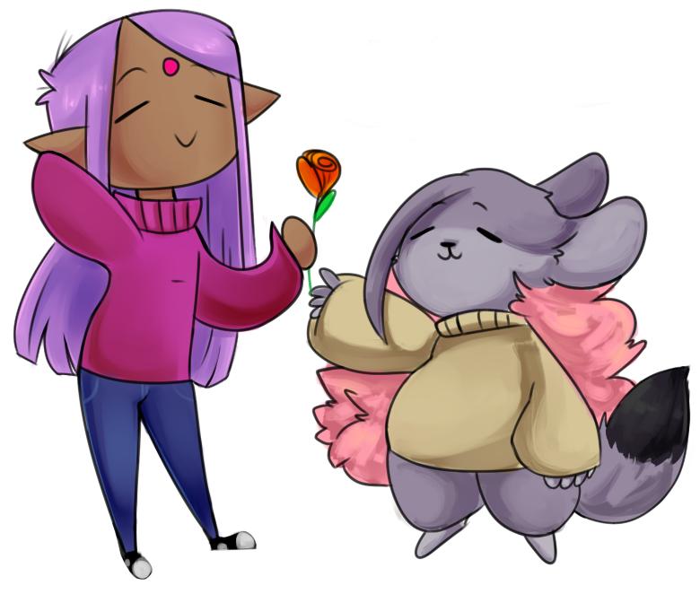 flower buddies