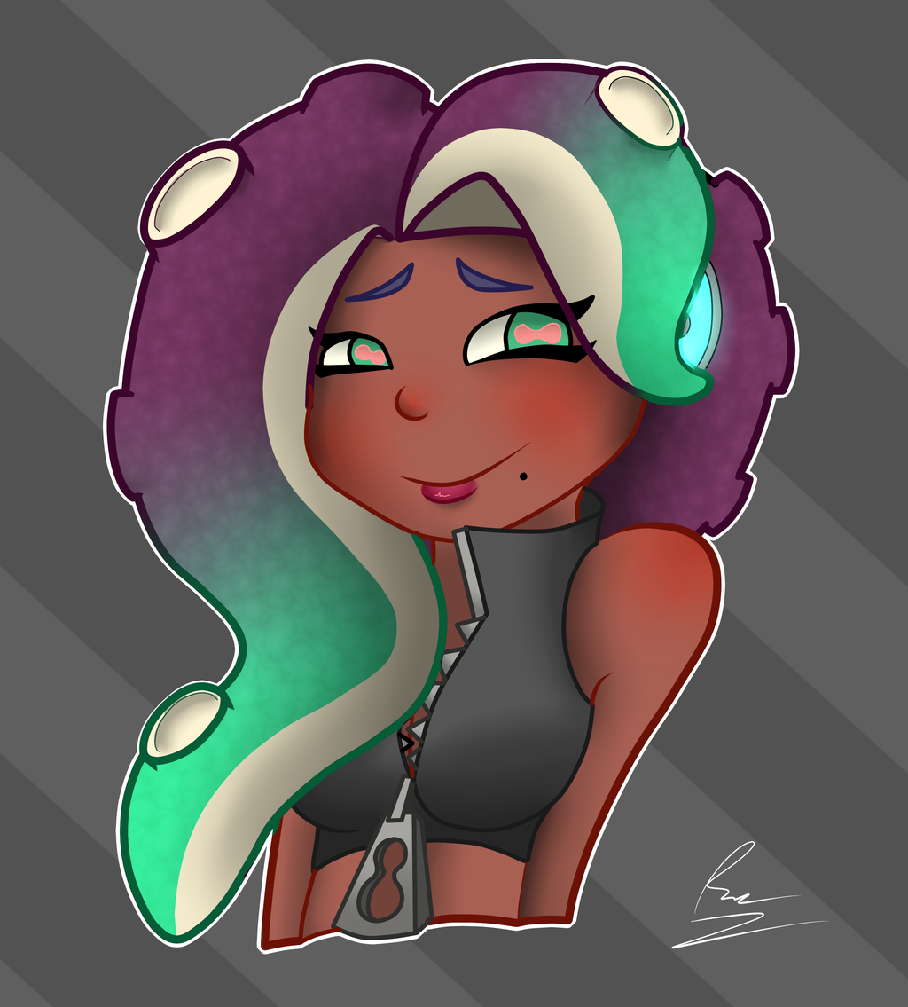 Marina ~Off The Hook~