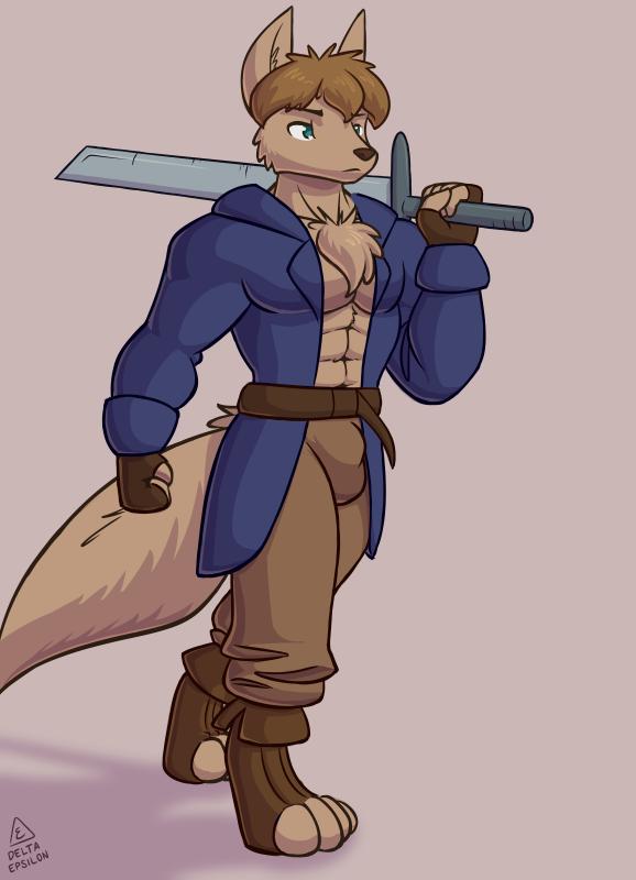Pirate! [Shirtless]