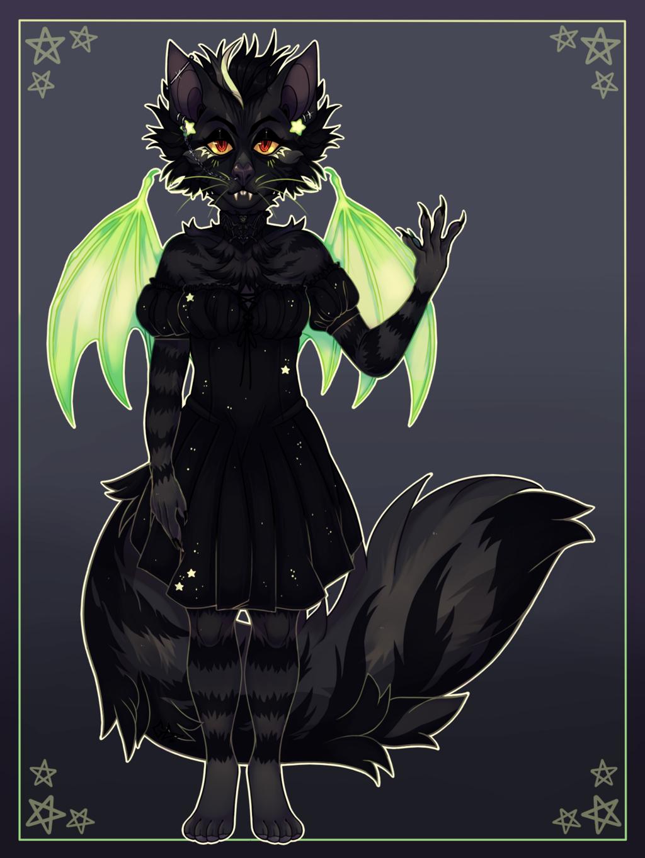 Stellar Goth Bat [COM]