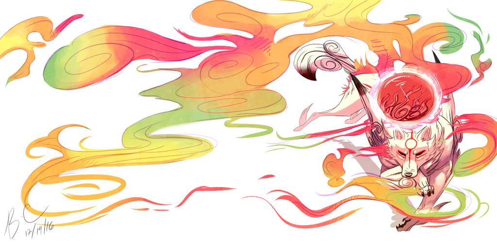 Wrath of an God: Solar Flare
