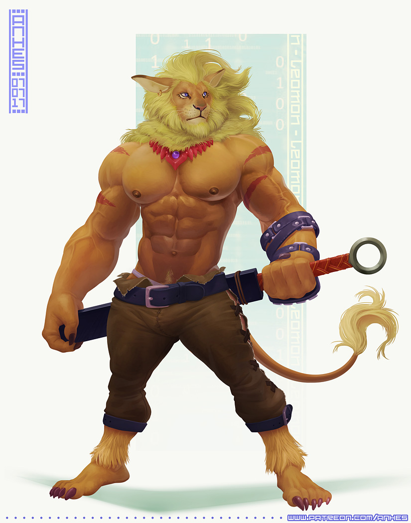 Most recent image: Leomon