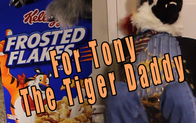 For Tony The Tiger Daddy