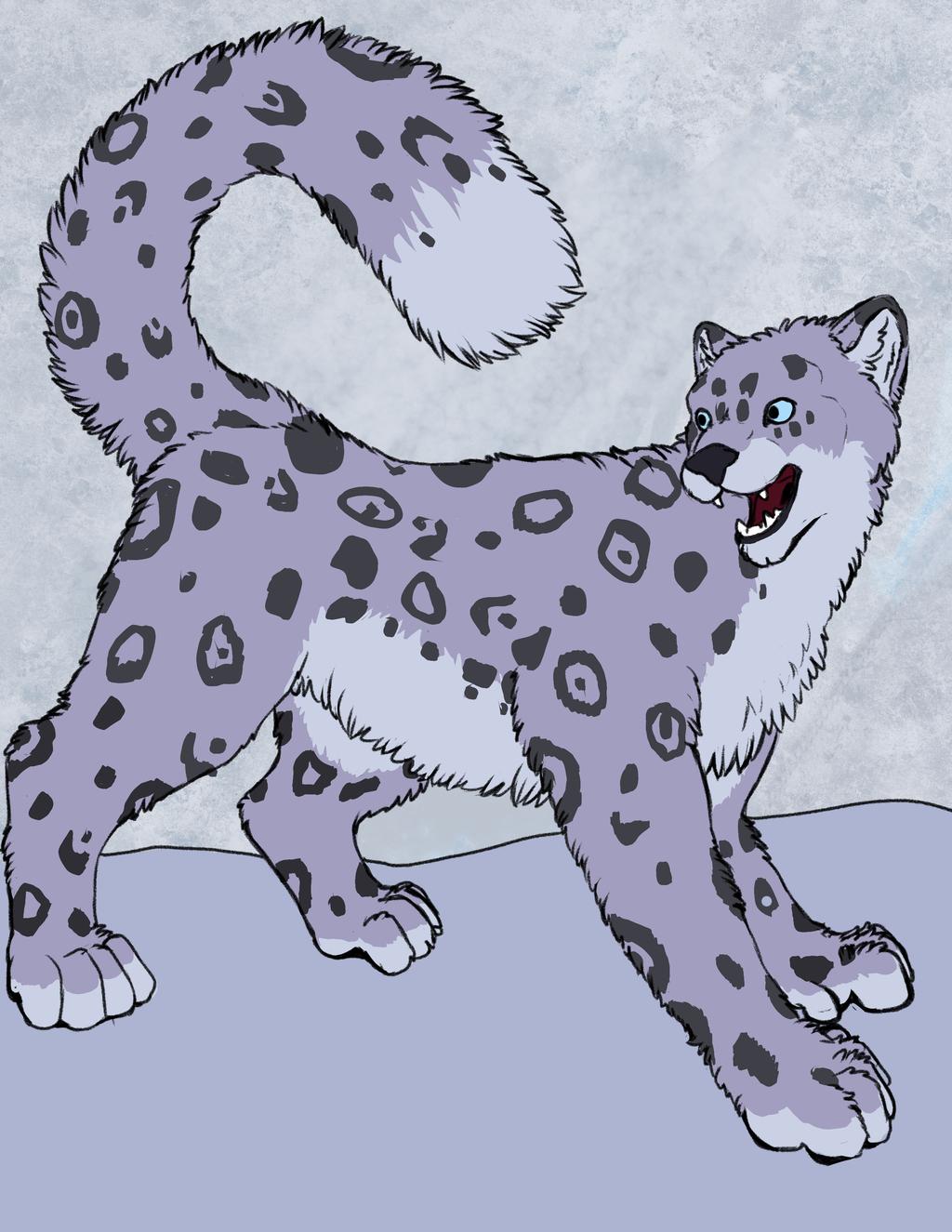[Sequence]-Wereleopard 7/8