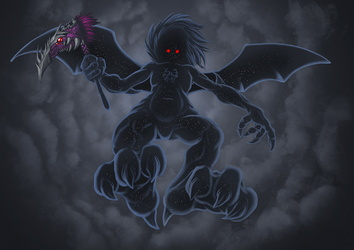 Avatar of Evil Commission