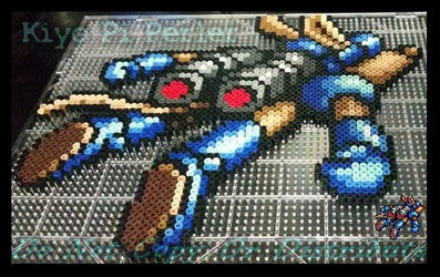 Sparkster from Rocket Knight Adventures (premelt)