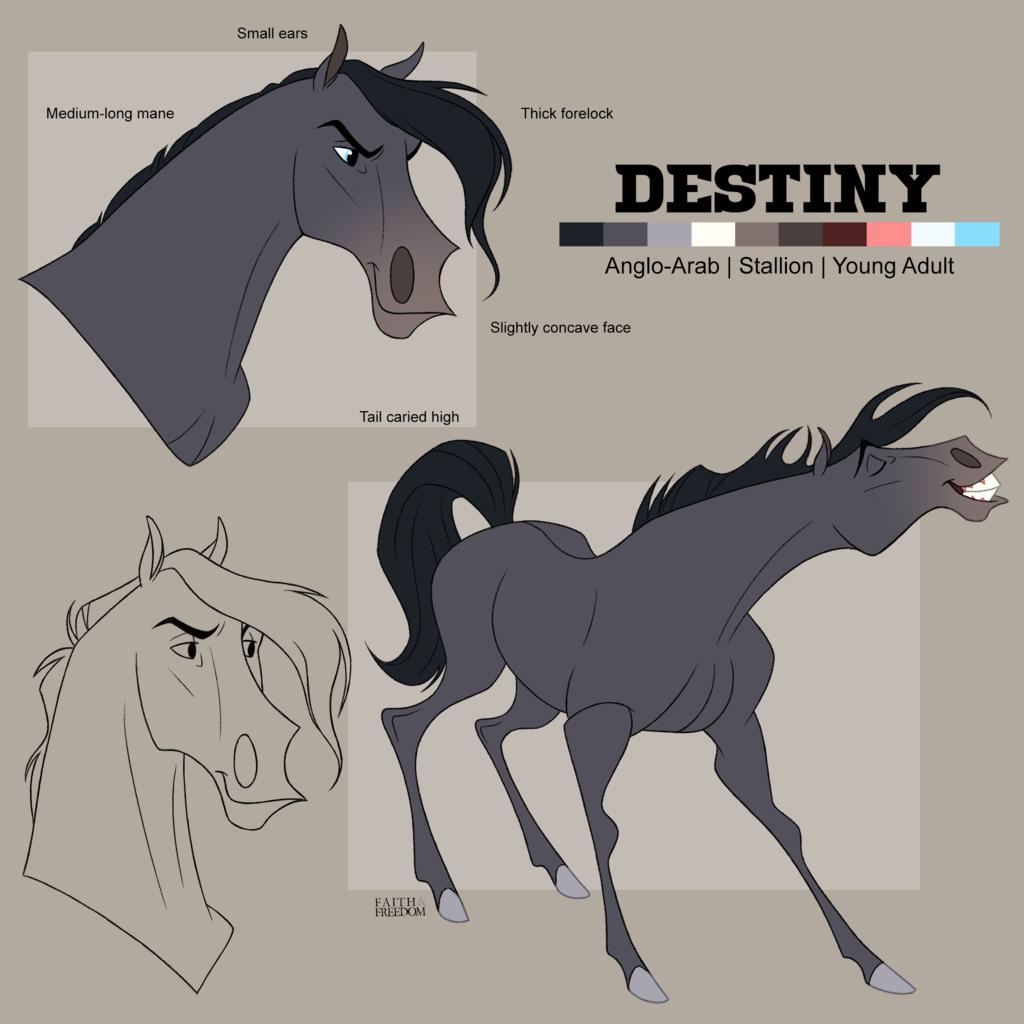 Destiny reference sheet 2020