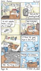 Comic Journal 36