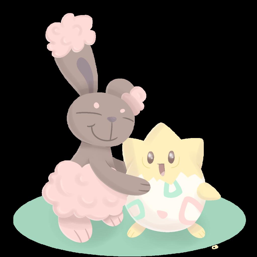 Springtime Pals