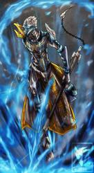 Gali, Uniter of Water