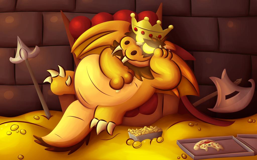 King dragolion