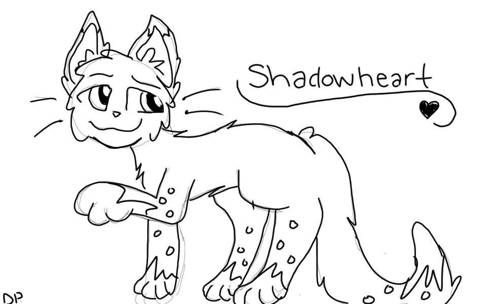 Shadowheart doodle