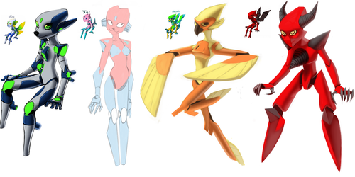 adoptables redesigned