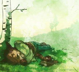Commission: Sleepyface
