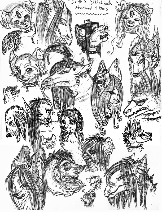 Have some characters