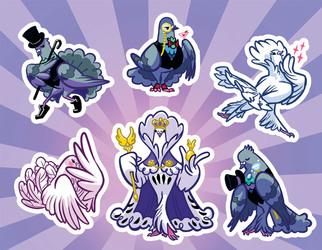Fance Pigeons