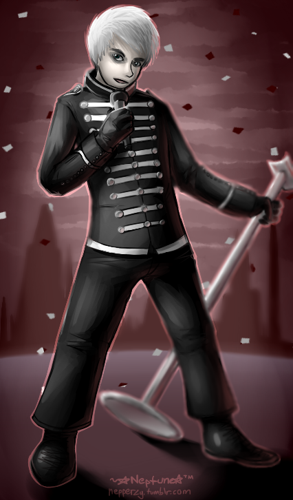Gerard Way - Black Parade