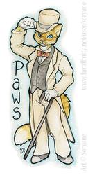 Paws - Full Body Badge
