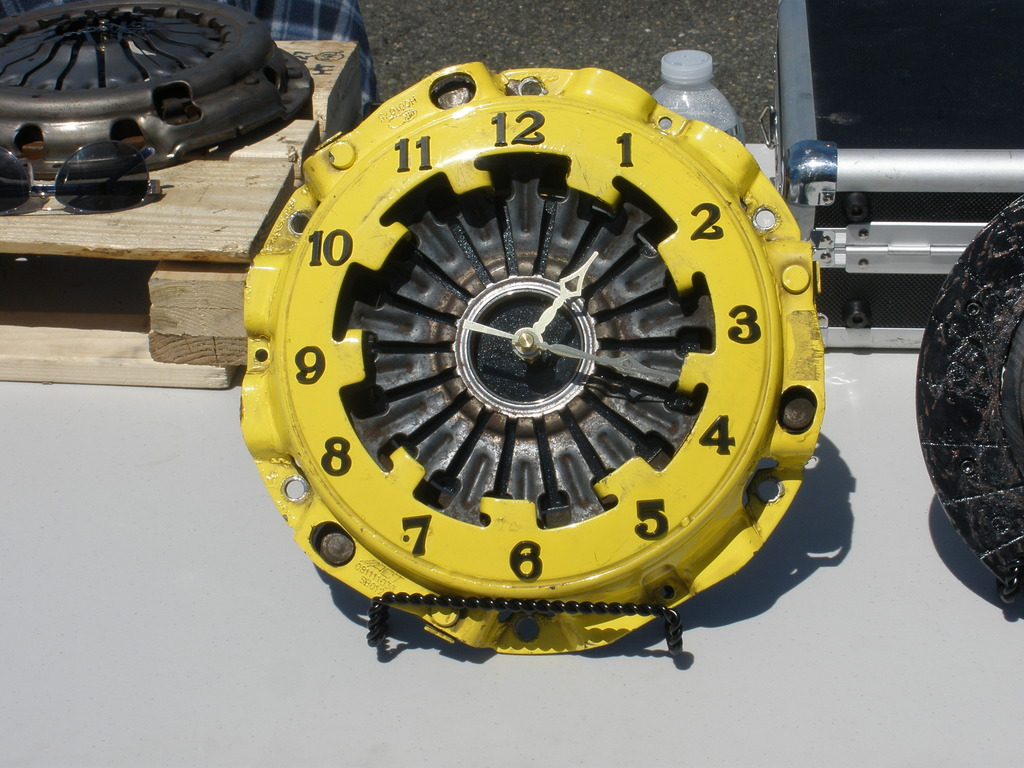 another pressure plate