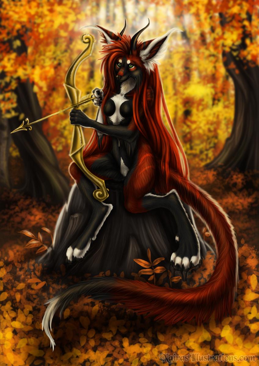 Goddess of Hunting