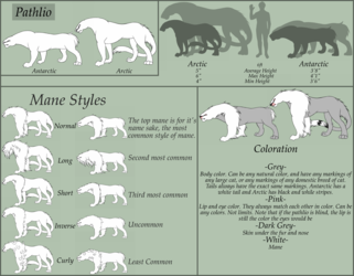 Pathlio Species Sheet WIP